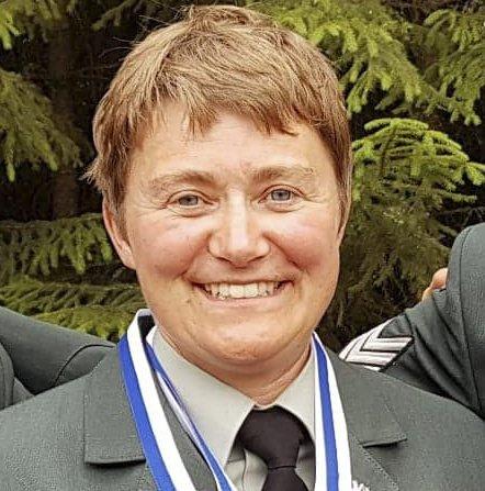 Nummer seks: Gunn Heidi Sønsterud Haugen.