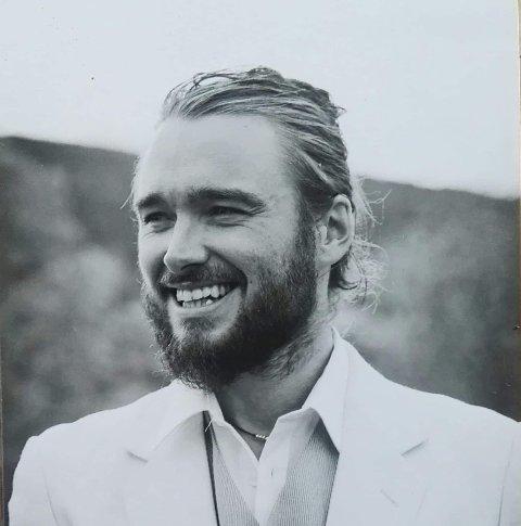 NYE TIDER: En av grunnleggerne av Kjærlighetspartiet er jøbyggen Vidar Strøm Tingstad.