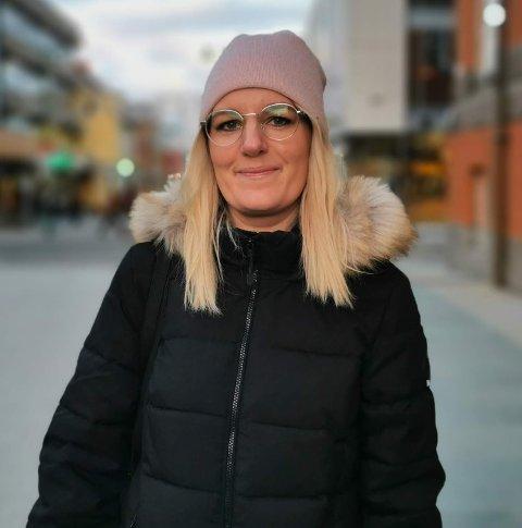 SPARER: Iselin Andersen er en av mange nordlendinger som startet å spare penger i 2020.