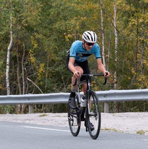 Tilbake: Kasper Rolfsen (19) gjorde et sterkt comeback i helgen etter stygge velt tidligere i sesongen.
