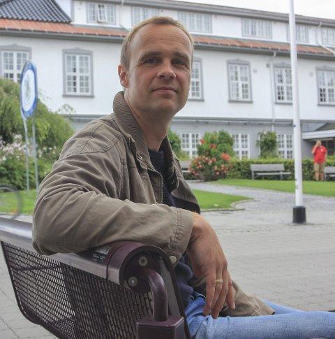 Anders Rambekk mener det er riktig av Porsgrunn kommune å ta regninga for forprosjektet nå.