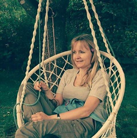 VIKTIG BUDSKAP: Snakk med barna, er Kjersti Thorset Kvernhaugens enkle, men viktige budskap.