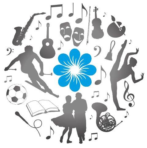 Kulturpris Ullensaker - logo