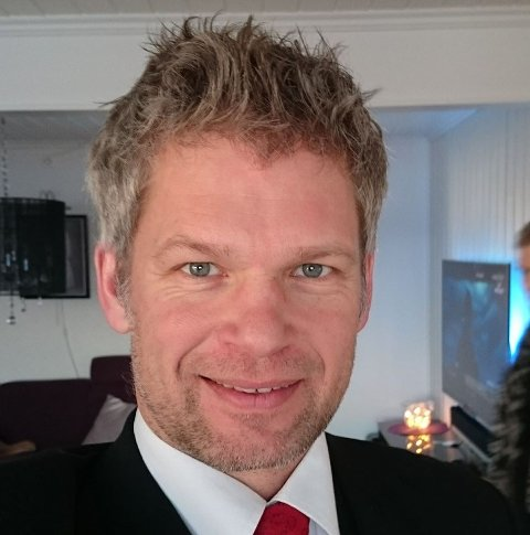 Dagfinn Møller Nielsen i Mensa oppfordrer alle til å sjekke IQ-en sin på Haga skole onsdag.