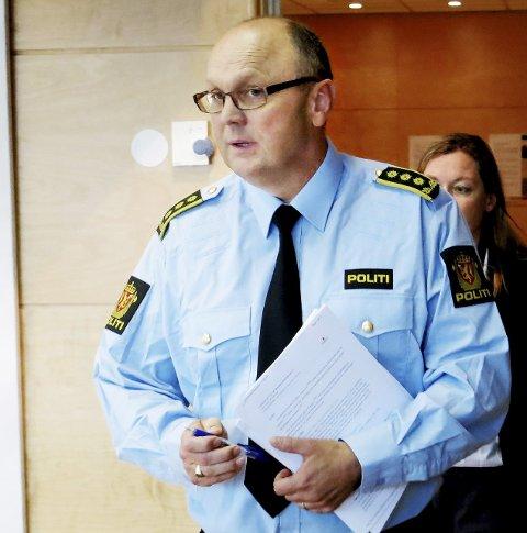 TOK INITIATIVET: Det var politimester Ingar Bøen som tok initiativet til å få lagt det nasjonale lønns- og regnskaps-senteret til Kristiansund.