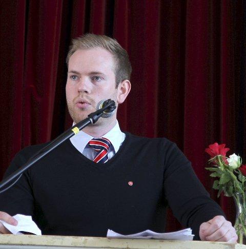 Isak Veierud Busch.