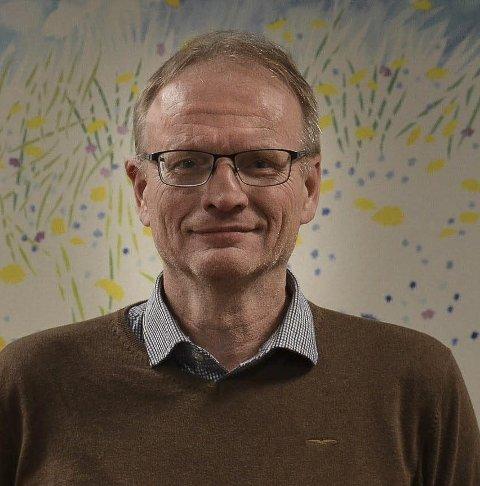 Løsning: Arne Horten foreslo utsettelse og dialog for å finne ei god løsning for alle parter.
