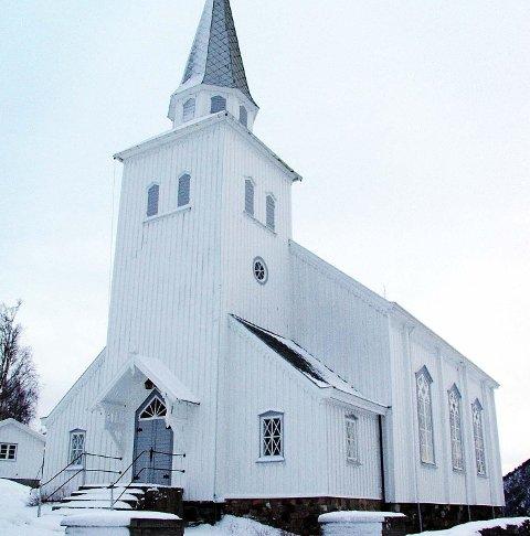 Straumsnes kirke.