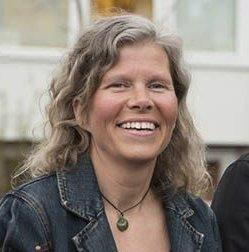 Gudbjørg H. Navjord  er daglig leder i Beiarn Frivilligsentral og er fornøyd etter årets avvikling av Mobil Villmarksdag.