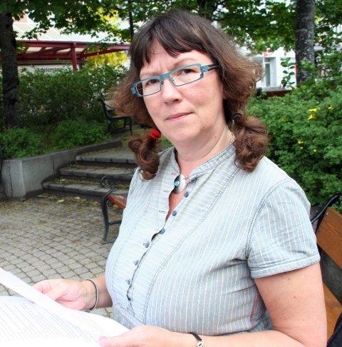 Ansatt: Rose-Mari Moen har fått ny jobb i Steigen kommune.
