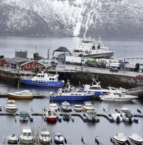 Utrygg: John Gunnar Skogvoll er urolig for ambulansebåtene.