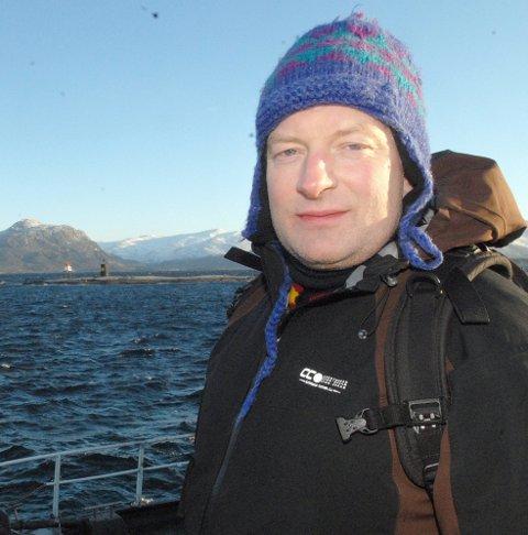 Ordfører: Carl Einar Isachsen.Foto: Arne Forbord