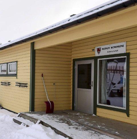 Evaluert: Alderstun omsorgssenter.Foto: J. Votvik