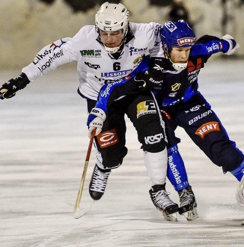 Toppkamp: Solberg og Stabæk møtes på Stabekkbanen.