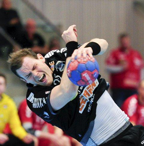 GOD: Kim T. Skaug scoret fire mål sist gang mot Viking.