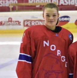 PÅ landslagssamling: Kamilla Skogvold Olsen, Narvik