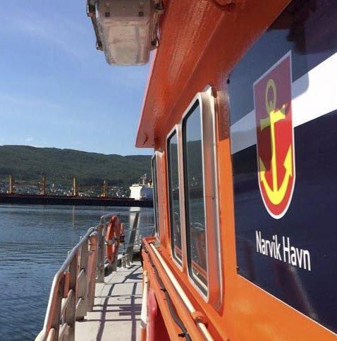 På vent: Det foreslås å vente med å se på statusen til blant annet Narvik Havn til etter 1.1.2020.
