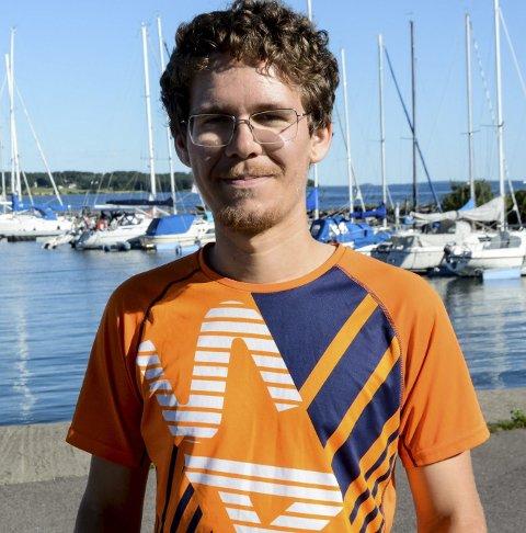 SJUENDEPLASS: Lars Johan Brodtkorb med ny, god VM-innsats.