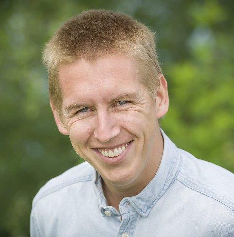 Folketallet: og kulturen berikes, mener Kristian Pedersen.
