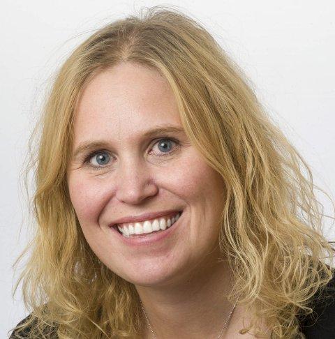 UTÅLMODIG: Eidskog-ordfører Kamilla Thue (Ap).