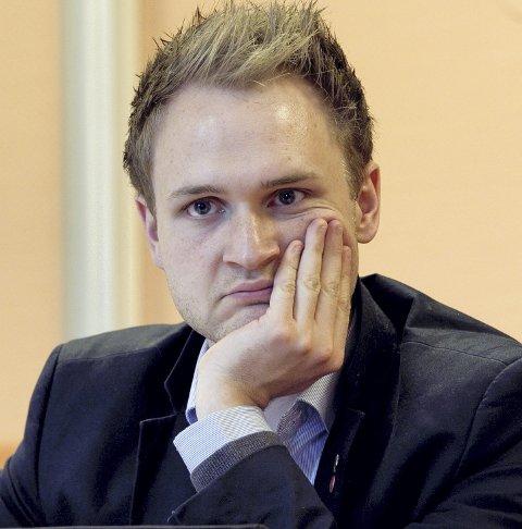 BEKYMRET: Lasse Juliussen er bekymret over spillepolitikken.