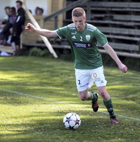 Tap: Morten Saugnes og Sander tapte 0-3 for Ull/Kisa-rekruttene.