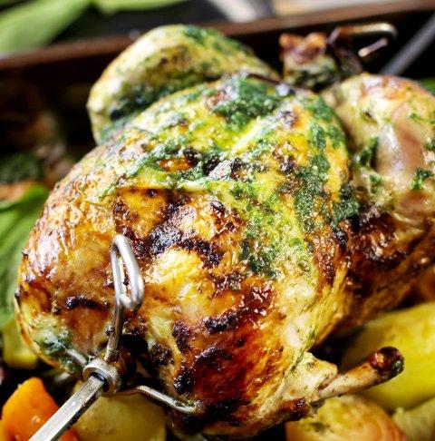 ADVARSEL: Svenske myndigheter advarer mot fersk kylling.