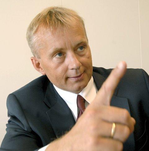 Krever endring: Politiker Knut Storberget.