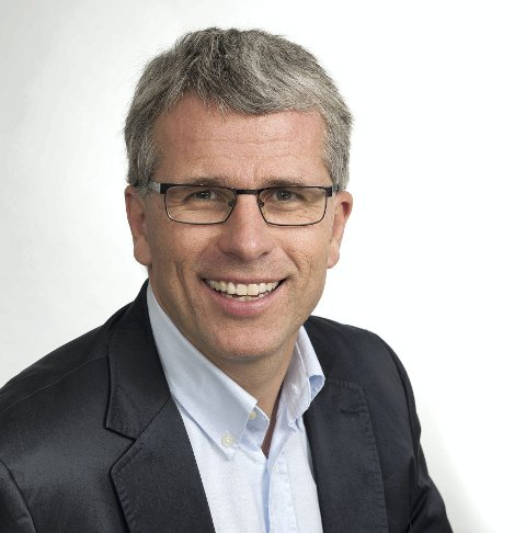 NAV-SJEF: Bjørn Lien i NAV kan melde om fortsatt lav ledighet.