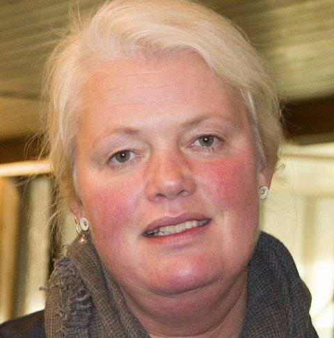 SNUDDE: Fylkesråd for utdanning, Aasa Gjestvang.