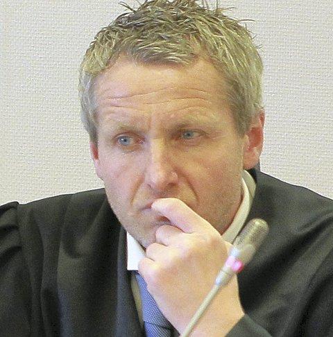 AKTOR: Richard Røed sier statsadvokaten har gjort en nærmere vurdering. FOTO: OLE-JOHNNY MYHRVOLD
