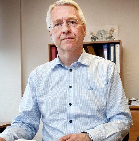 Bobestyrer: Advokat Geir Langhelle er oppnevnt som bobestyrer.FOTO: JENS HAUGEN