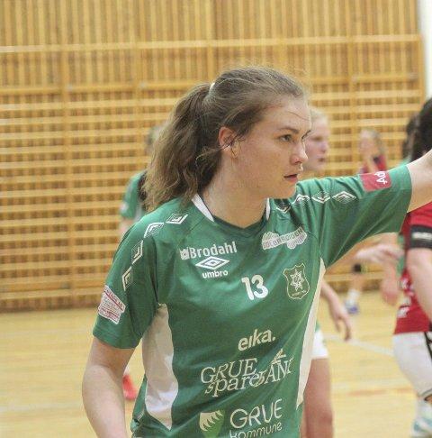 TAP: Grues seiersrekke ble brutt mot Gjøvik.
