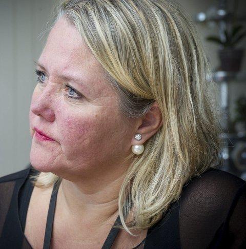 SPENT: Nes-ordfører Grete Sjøli er spent på hva som vil skje med nye E 16-planer.FOTO: JENS HAUGEN