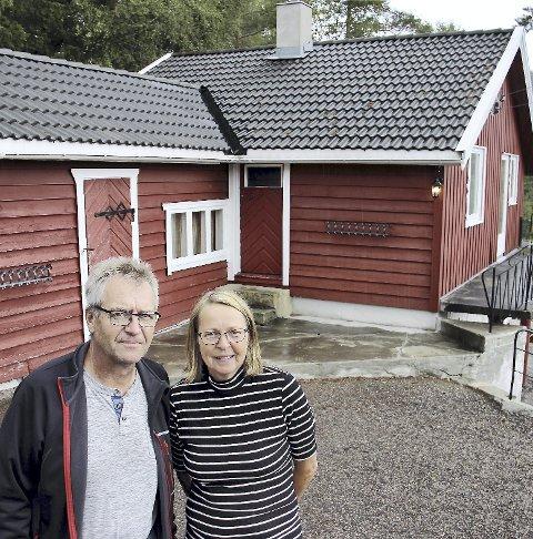 VANT FRAM: Jan Kristiansen og Jenny Håkonsen klaget, og vant delvis fram.FOTO: SIGMUND FOSSEN