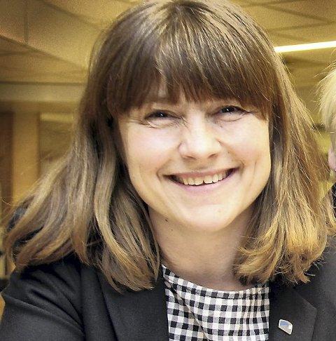 KLAR: Eli Wathne blir etter alt å dømme Høyres ordførerkandidat i Kongsvinger.FOTO: SIGMUND FOSSEN