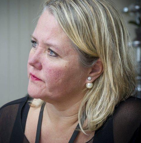 SIER JA: Grete Sjøli i Nes sier ja til en ny periode som ordfører.FOTO: JENS HAUGEN