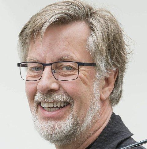 SV INN: SV og Kjell-Ivar Petterson går også inn i det nye politiske samarbeidet.FOTO: JENS HAUGEN