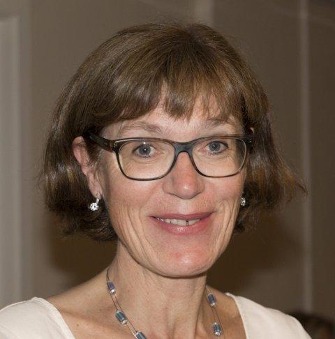 FOLKEVALGT: Kommunestyrerepresentant Inger Noer (V) i Kongsvinger. FOTO: PER HÅKON PETTERSEN
