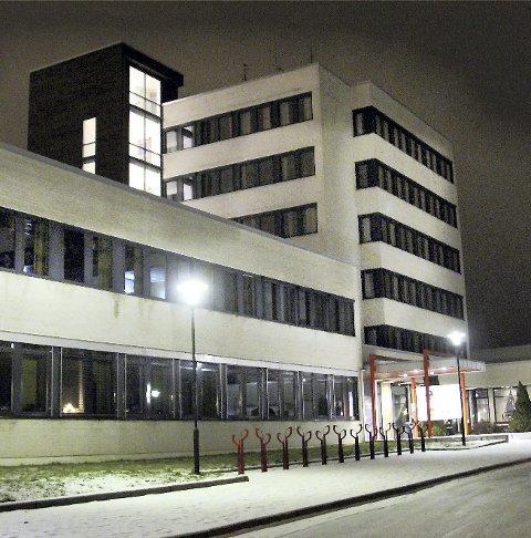 UT: Varslersaken  blir sendt ut av kommunen.Foto: S. Fossen