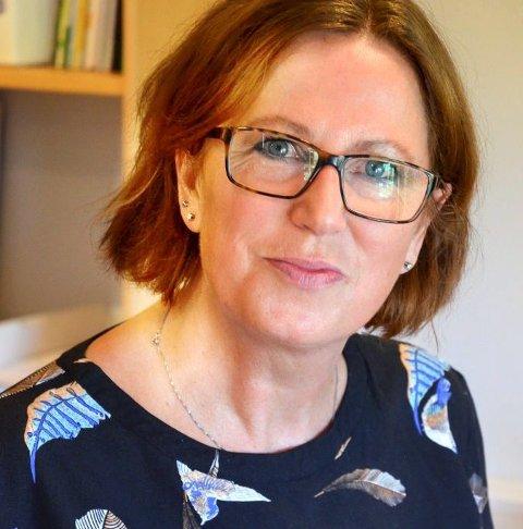 NY: Trude-Christin Øverleir blir ny HR-sjef i Kongsvinger kommune.FOTO: MERETE N. NETTELAND, ØSTLENDINGEN