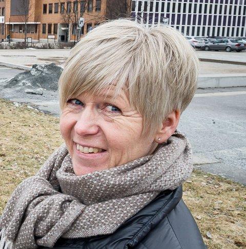 FOLKEMØTE: Rådgiver Hilde Nygaard i Kongsvinger kommune