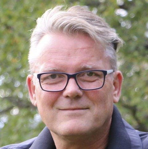 SENTRALSTYRET: Johan Aas fra Kongsvinger.