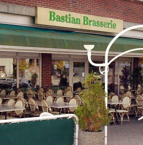 TOMT: Lokalene etter restaurant Bastian er nå tømt, og vil bli leid ut så fort som mulig.FOTO: JENS HAUGEN