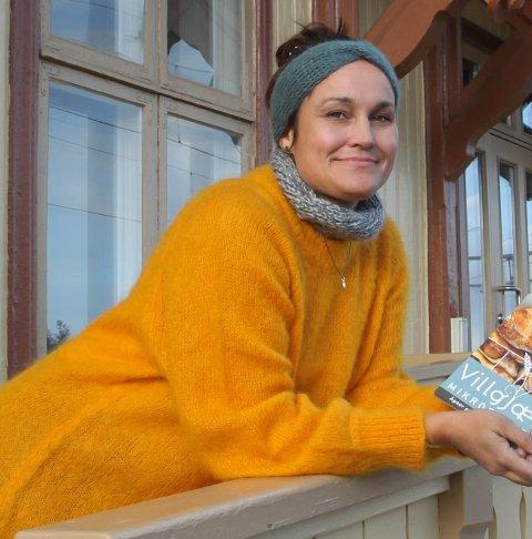 GIR SEG: Helene Staksrudvangen hopper av mikrobakeriet, og over i et nytt spor. FOTO: MARTHA-LILL NORDBY HANSEN