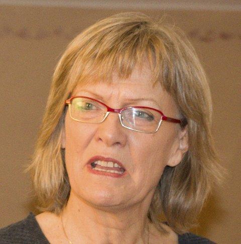 EKSTRABEVILGNING: Stortingsrepresentant Karin Andersen (SV) foreslår en ekstrabevilgning på 100 millioner kroner når Stortinget tirsdag skal behandle ytterligere en økonomisk krisepakkei orbindelse med korona-kostnadene.