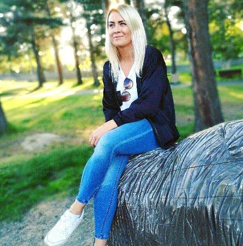 TOK VINNERBILDET: Ann Helen Holum fra Dovre.