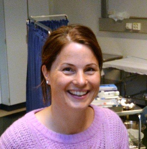 – VIKTIG å INFORMERE: Sier Anne Rui i Kreftforeningen.