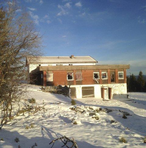 STÅR NÅ DER: Bislingen anno 3. desember 2015. ARKIVFOTO