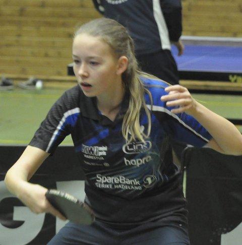 TOPP 8: Lisa Marie Lange er kvalifisert i klasse 15 år.